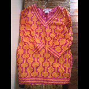 Gretchen Scott Designs Tunic shirt size-m